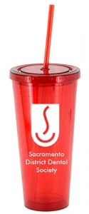 SDDS RED TUMBLERS