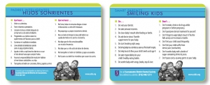 SMART PARENTS, SMILING KIDS MAGNETS